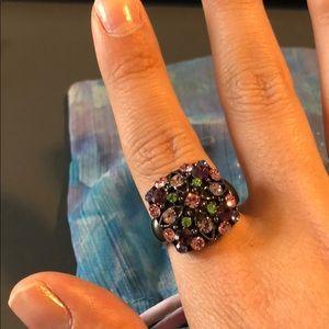 Jewelry - Jewel tone cocktail ring